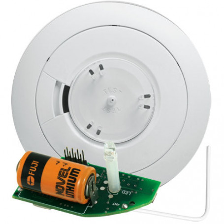Heat Alarm with RadioLINK™ module (10-year Lithium battery)