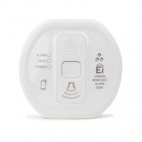 Carbon Monoxide Alarm (10-year Lithium battery)