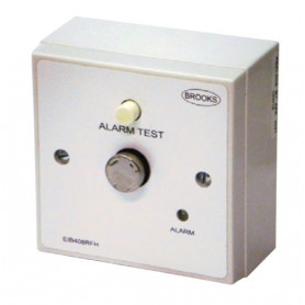 Remote Heat Detector with RadioLINK™ (10-year Lithium battery)