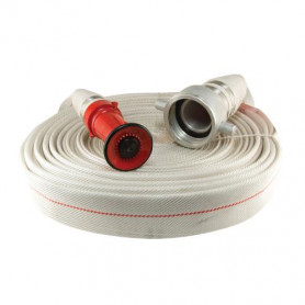 Hose Assembly 38mm Wire Whipped