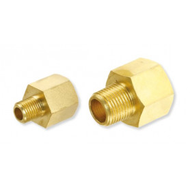 Flamestop Powder/Foam Mobile recharge adaptor - ¾ BSPF x ½ BSPM – KIT
