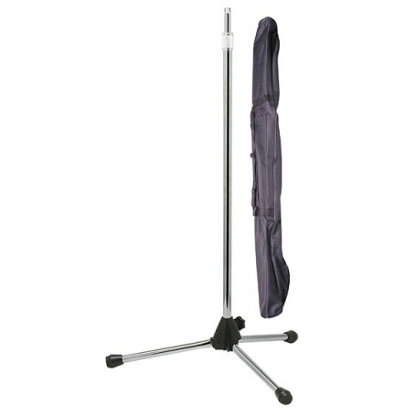 Floor Standing Telescopic Tripod Stand with Protective Carry Bag