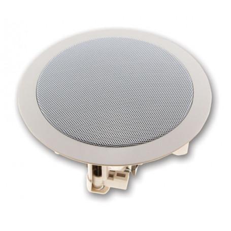 Flush Mount Speaker with Aluminium Grill
