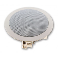 Flush Mount Speaker with Aluminium Grill