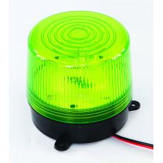 Green 12VDC Strobe