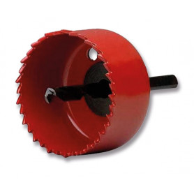 Hole saw 140mm + Arbor