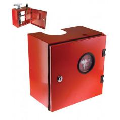 Hose Reel Ball Valve Locking Box