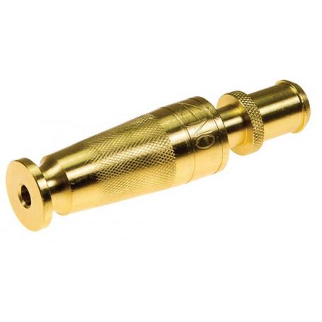 Hose Reel Nozzle - Twist - Brass