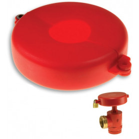 Hydrant Locking Wheel - Plastic
