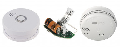 Smoke, Heat, Co Alarms & Accessories