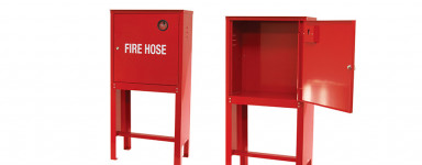 Lay Flat Hose Cabinets
