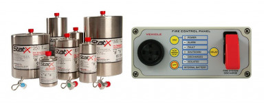 Stat-X Aerosol Fire Suppression