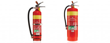Wet Chemical Extinguishers