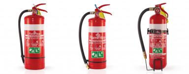 BE Extinguishers