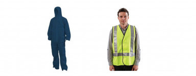 Coveralls & Safety Vests