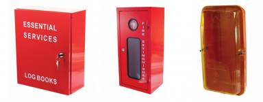 Extinguisher Cabinets