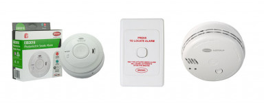 Mains Powered Home Smoke Alarms