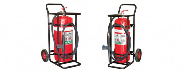 ABE Powder Mobile Extinguishers