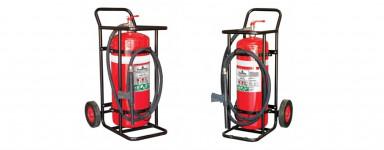 ABE Powder Mobile Extinguishers