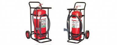 Purple K Mobile Extinguishers