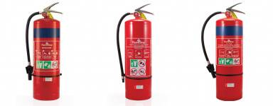 Air/Water & Foam Extinguishers