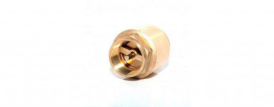 Brass Spring Check Valves - Brass Spindle