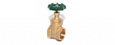 Brass Gate Valves Threaded