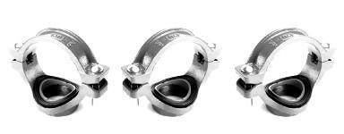 Mechanical Tees BSP Thread