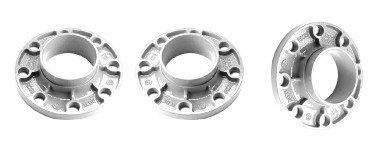Grooved x Flanged Adaptors