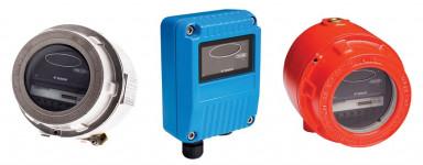 Dual Infra-Red (IR²) Flame Detectors