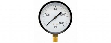 Pressure Gauges Dry