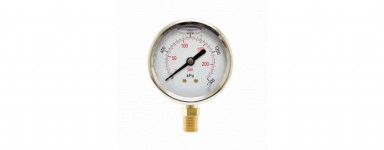 Pressure Gauges Liquid
