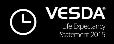 VESDA Life Expectancy 2015