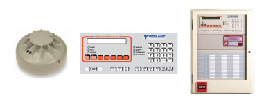 Vigilant MX4428 & F4000 Addressable Systems