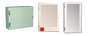 Vigilant Empty Cabinets & Battery Boxes