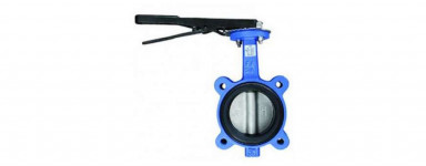 Lugged Butterfly Valve c/w Lever Handle + Gear Operator