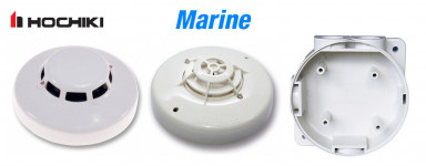 Conventional Hochiki MARINE Detectors