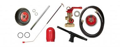 Mobile Extinguisher Parts