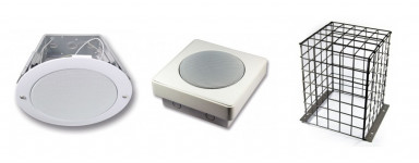 Vandal Resistant Speakers