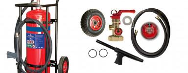 Alcohol Resistant 30L & 50L Parts