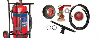 Alcohol Resistant 70L & 90L Parts