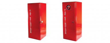 Fibre Glass Extinguisher Cabinets
