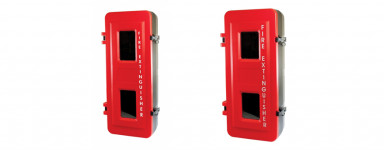 Heavy Duty Plastic Extinguisher Cabinets
