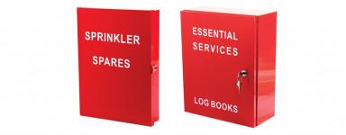Sprinkler & Essential Service Cabinets