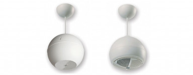 Pendant Ball Speakers