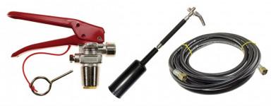 Portable Extinguisher CO2 Parts