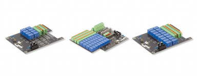 Optional Relay Boards for FlameStop Conventional Series Panels with FBP Fascia
