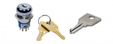 003 Key Switches, Locks and Padlocks