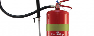 Specialised Portable Fire Extinguishers