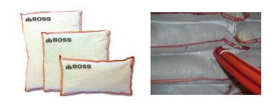 Pillows, Mortar & Compounds